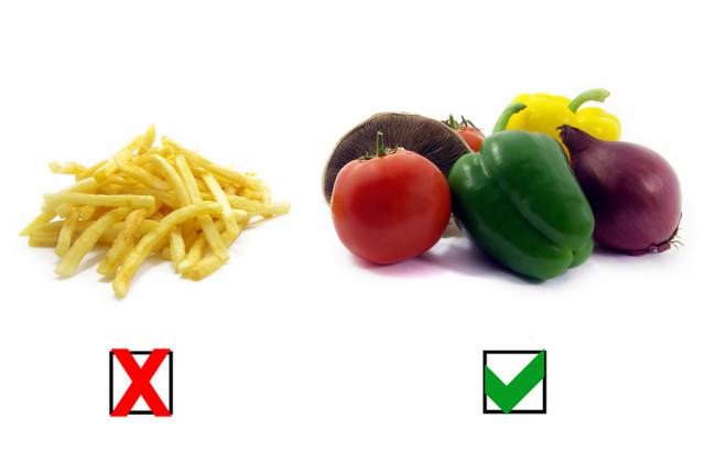 Какие продукты нельзя есть