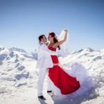 Что одеть на свадьбу зимой: советы для невесты и всех гостей в одной статье