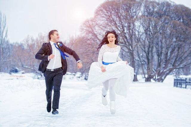 Что одеть на свадьбу зимой девушке