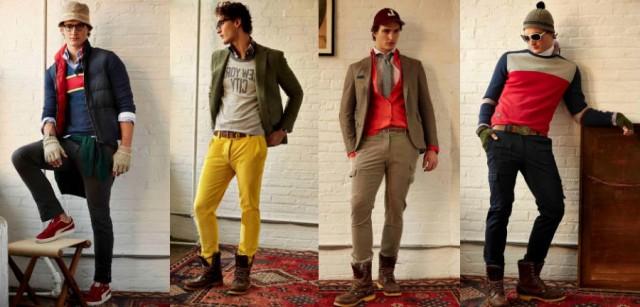 мужская новогодняя одежда