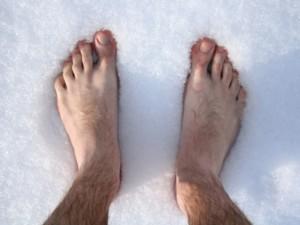 Если у тебя промерзли ноги зимой, что правильно сделать по приходу домой