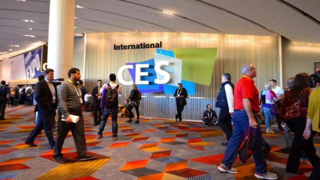 выставка в Лас Вегасе CES 2016