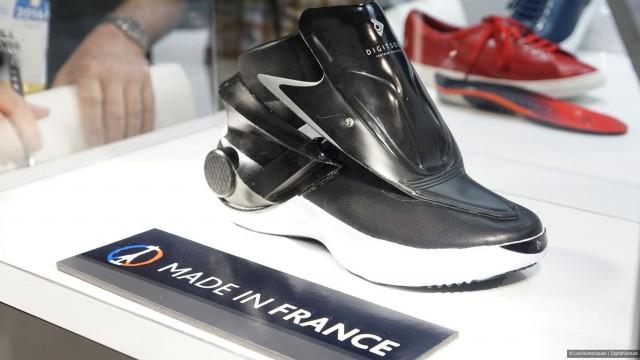 DIGITSOLE умная обувь
