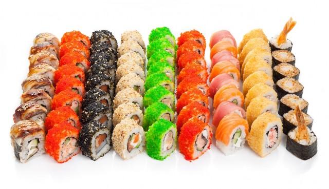Полезны суши или нет