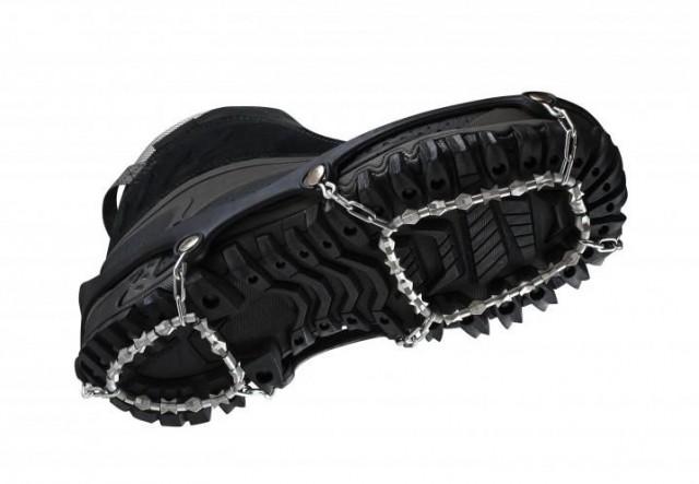 чтобы обувь не скользила на льду
