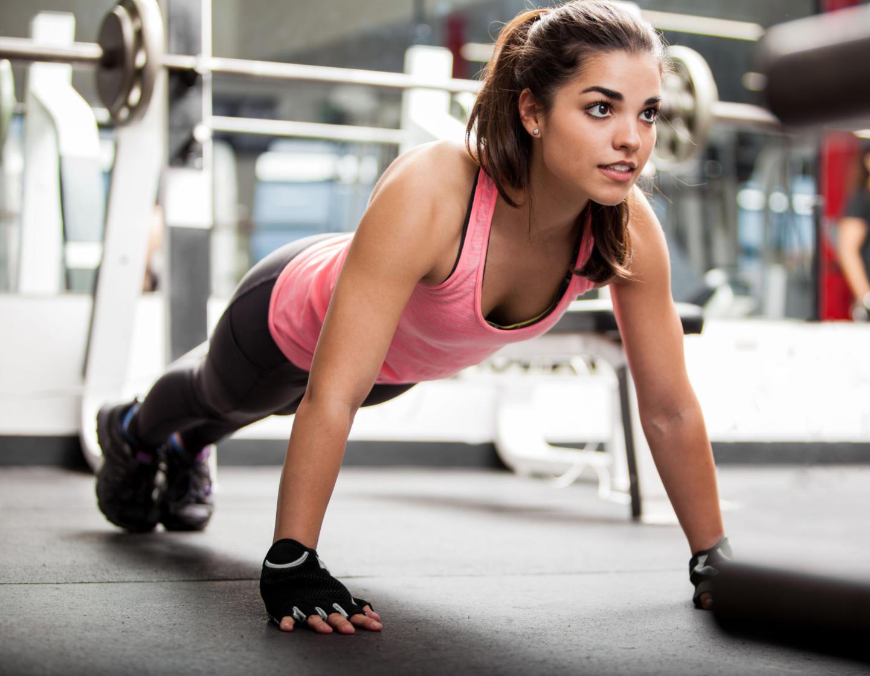 Самое эффективное упражнение планка