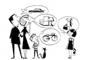 Как выработать хорошие привычки в планировании семейного бюджета?