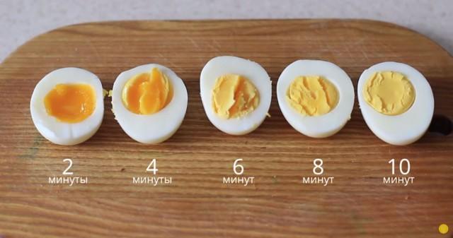 Как правильно сварить яйца всмятку