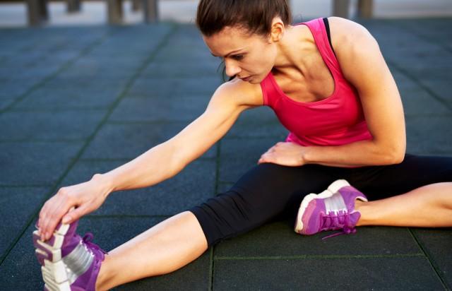 растяжка мышц в домашних условиях