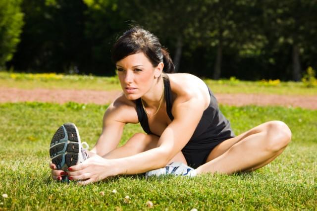 упражнения на растяжку