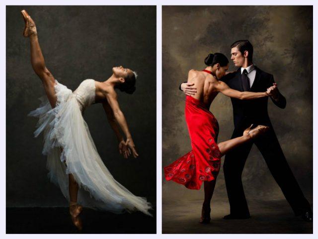 популярные танцы
