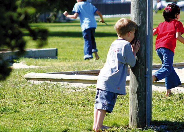 игры на природе для детей и взрослых
