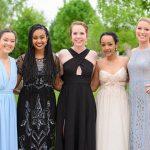 Лучшие платья на выпускной вечер 2017: длина макси