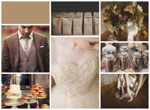 цвет свадьбы в июне