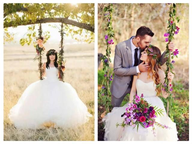 идеи для фото на свадьбе