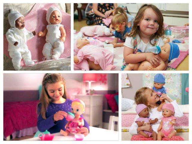 игрушки для детей 5 лет