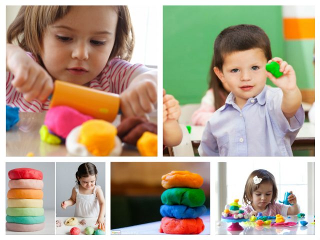 для детей 4-5 лет