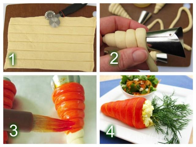 рецепты салатов на Пасху 2016