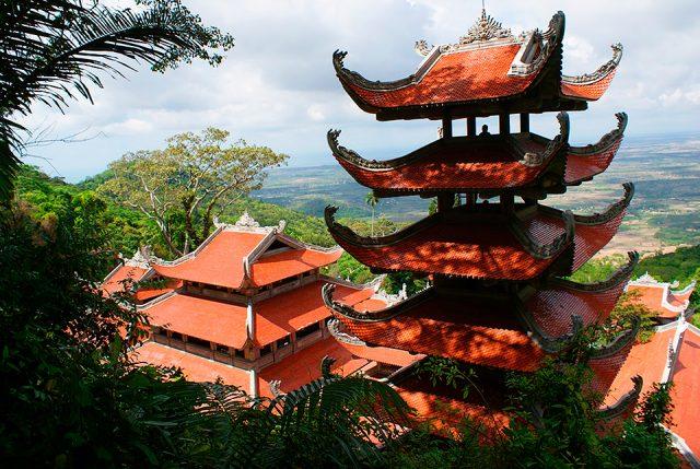 интересные места в Азии
