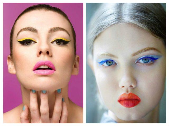 как сделать макияж на выпускной 2016