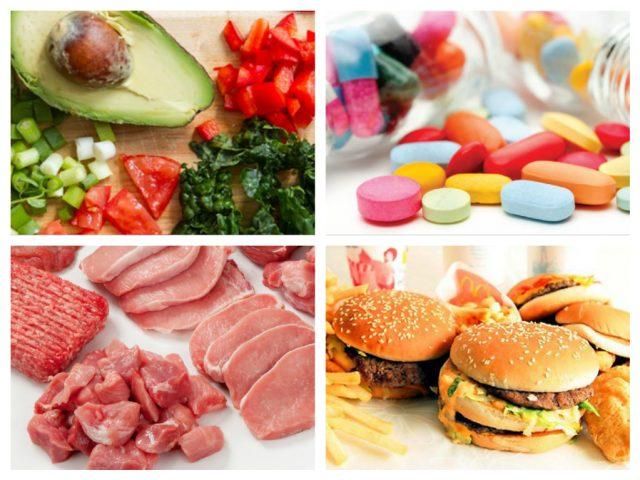 ложь про здоровое питание