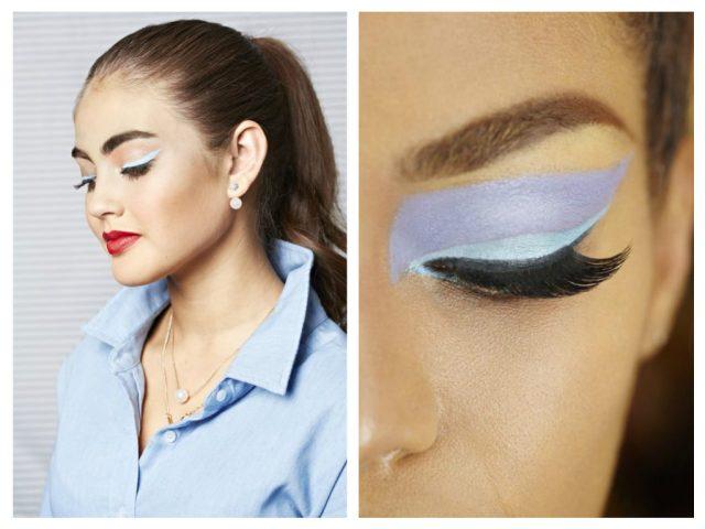 тренды макияжа на выпуск 2016