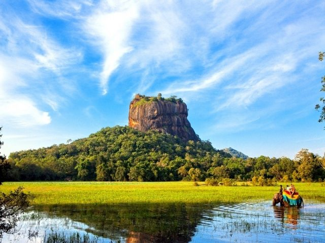 где самые красивые места в Азии