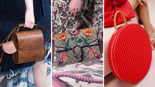 Модные сумки 2016 тренды этого лета