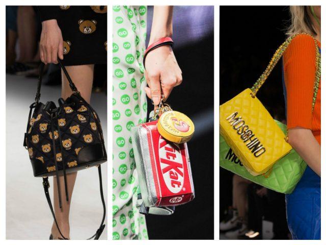 модные сумки на лето