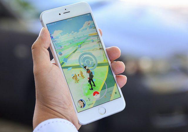 смысл игры Pokemon Go