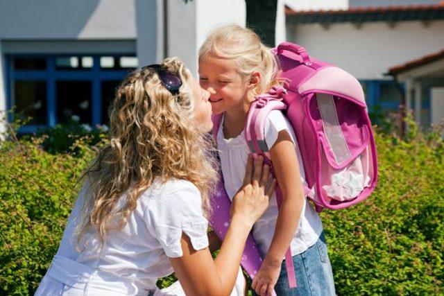 ребенок боится идти в школу