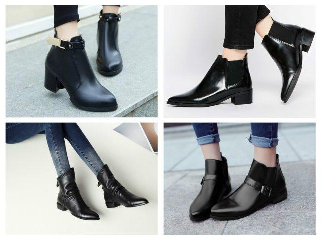 выбор модной обуви на осень 2016