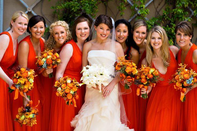 Наряд на свадьбу для всех