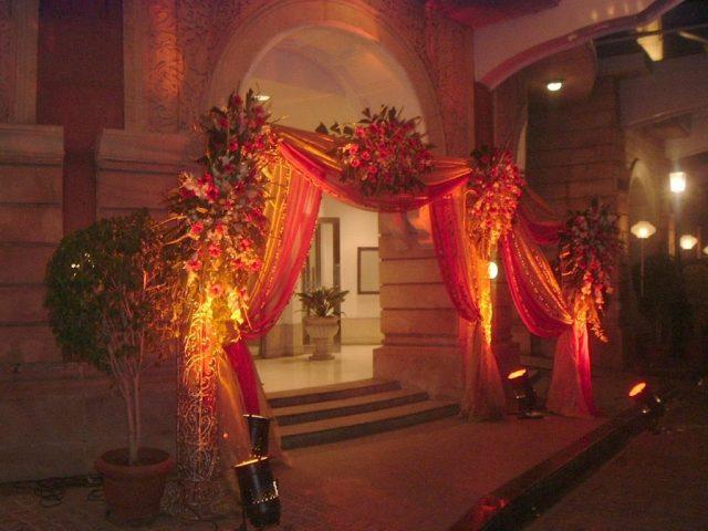 дорожка к алтарю на свадьбе