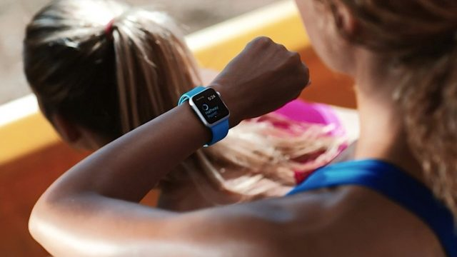 Apple iWatch презентация