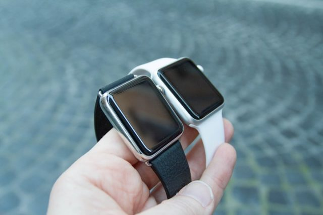 версия Apple iWatch 2