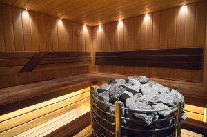Как выбрать камни для бани и сауны?