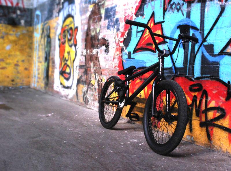 Как выбрать велосипед BMX