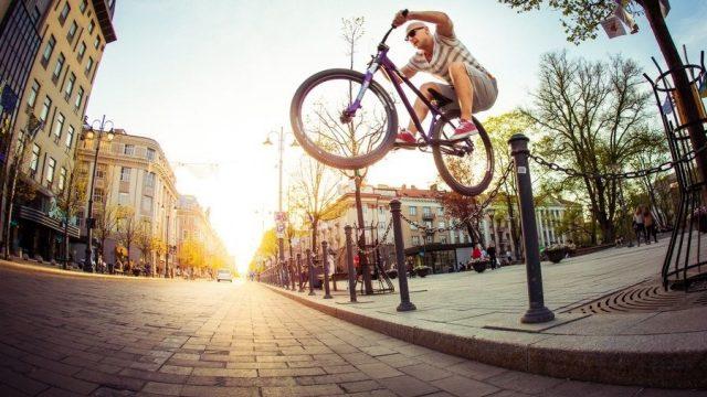BMX комплит выбор