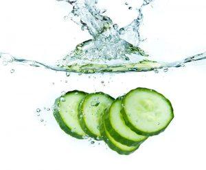 Содержание воды в огурце: интересные факты о банальных овощах