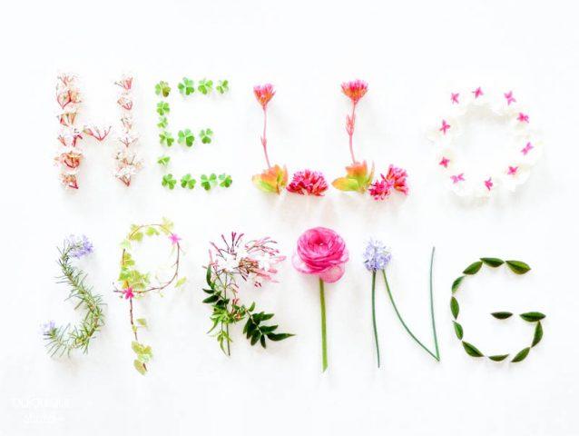 Что люди делают весной