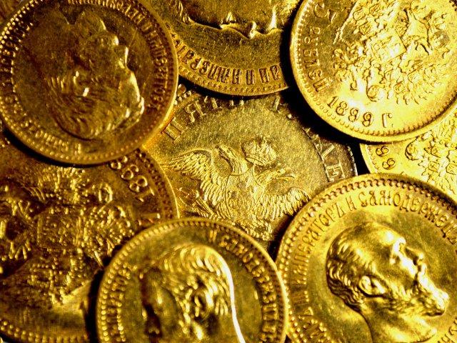 как сделать из медной монеты золотую