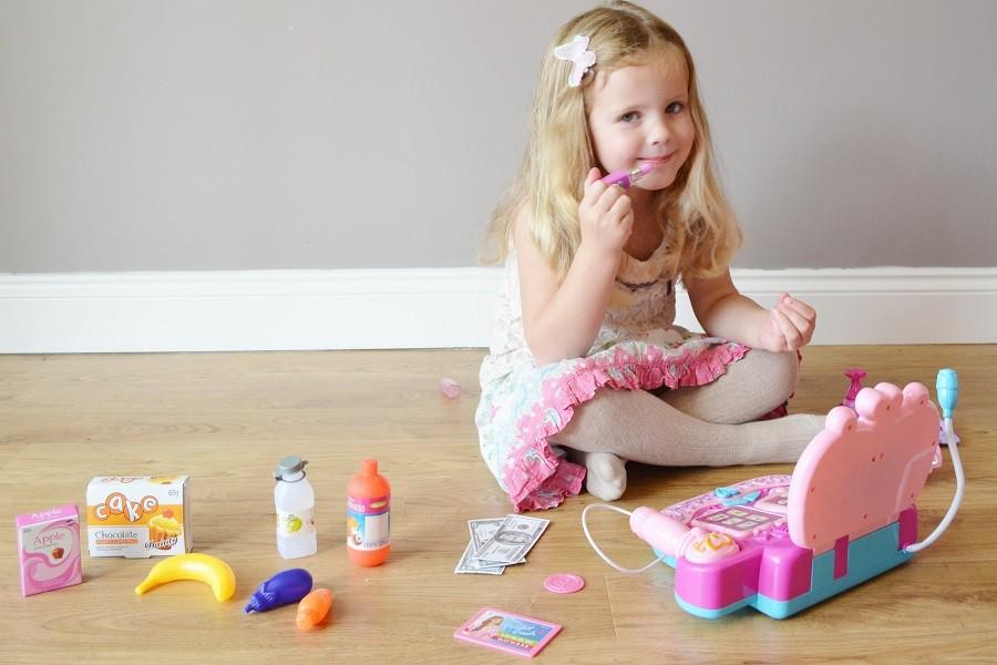 Girl teens on toys leila