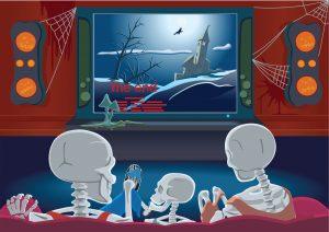 17 фильмов, которые можно смотреть с друзьями на Хэллоуин