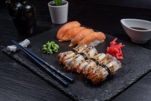 Доставка суши на дом от ресторана Суши Мастер в Перми