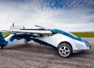 Летающие автомобили в реальности: что в планах Ларри Пейдж?