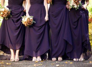 Осенняя свадьба: самые модные цвета для праздника!