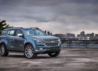 Новая модель Chevrolet Trailblazer 2017 года: авто со вкусом!