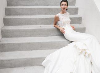 Самые модные свадебные платья осени 2017: будьте великолепны!
