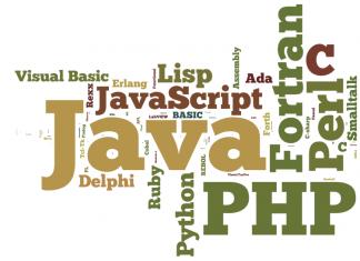 Это полезно: какой язык программирования лучше учить в наше время?